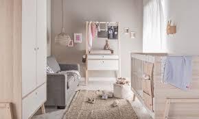 chambre bébé compléte baby vox spot baby 3 meubles lit 140x70 commode armoire baby