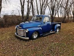 100 1951 Chevy Truck For Sale Nicely Modified Chevrolet 3100 Vintage For Sale