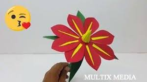 1050 Diy Amazing Beautiful Paper Craft Flower Making Tutorial