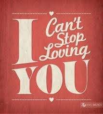 I Just Cant Stop Loving You Babe