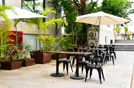 Cafe Tables And Chairs Outside With Big White Umbrella And Plant All Weather Outdoor Patio Fniture Sets Vermont Woods Studios Small Metal Garden Table And Chairs Folding Cafe Tables And Chairs Outside With Big White Umbrella Plant Decor Benson Lumber Hdware Evaporative Living Ideas Architectural Digest Superstore Melbourne Massive Range Low Prices Depot Best Large Round Outside Iron Home Marvellous How To Clean Store Garden Fniture Ideas Inspiration Ikea