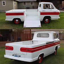 100 Corvair Truck For Sale BaT Auction 1963 Chevrolet 95 Rampside Pickup Pickup