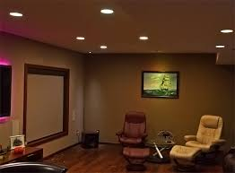 5 inch recessed lighting and le 8w 3 led 75w halogen bulbs
