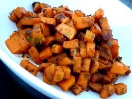 comment se cuisine la patate douce rissoles épicées de patate douce recette de cuisine alcaline
