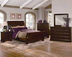 Vaughan Bassett Reflections Dresser by Sleigh Bed Bedroom Set U003e Pierpointsprings Com
