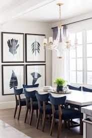 Wayfair Upholstered Dining Room Chairs by Dining Room Wonderful Blue And White Fabric Dining Chairs Blue