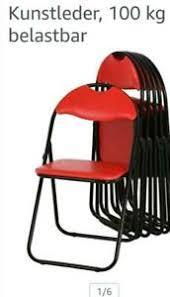 klappstuhl gepolstert küche esszimmer ebay kleinanzeigen