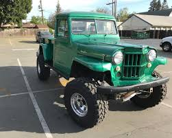 100 Willys Jeep Truck For Sale 1959 Pickup F4134 Lifted V8 Runs Well And Looks