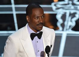 Eddie Murphy Briefly Returns To Stand-up At Twain Prize Ceremony