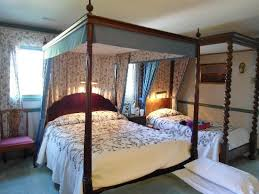 Four poster beds in the rooms Picture of Newport House Bed and