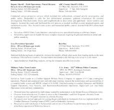 Sample Resume For Government Job In Malaysia Federal Jobs Resum
