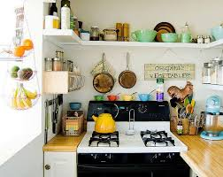 Quirky Kitchen Storage And Vintage Styling