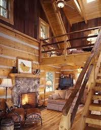 Simple Log Home Great Rooms Ideas Photo by Log Guesthouse Diary Entry 4 A Tiny Log Cabin Tiny Log Cabins