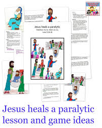 Jesus Heals A Paralytic Lesson 2