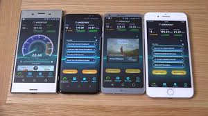 Sony Xperia XZ Premium Vs Samsung Galaxy S8 Vs LG G6 Vs IPhone 7 ... The Internet In Cuba Cnection Speeds From The Lacnic 25 Sony Xperia Xz Premium Vs Samsung Galaxy S8 Lg G6 Iphone 7 Verizon Att Speedtestnet Alternatives And Similar Software Alternativetonet Improving Communication Part 1 Hdware Desmart Online Speed Tests Bandwidth Meters 4g Lte Test Results Post Em Here Page 127 Unifi 5mbps Hd Youtube Attaing Optimized Performance Microsoft Dynamics Crm 365 How Accurate Are