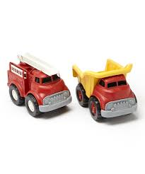 Look At This Green Toys Fire Truck & Dump Truck Set On #zulily ... Santa Comes To Town On A Holly Green Fire Truck West Milford Green Toys Fire Station Playset Made Safe In The Usa Buy Truck Online At Toy Universe Australia 2015 Hess And Ladder Rescue Sale Nov 1 I Can Teach My Child Acvities Rources For Parents Of 37 All Future Firefighters Will Love Notes Toysrus Car For Kids Police Track More David Jones Review From Buxton Baby Youtube Crochet Playsuit Little English Collections Paralott