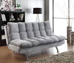 Flip Sofa Bed Target by Amazing Black Leather Futon Sofa Beds Chrome Sofa Legs Metal Floor