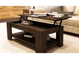 Narrow Sofa Table With Storage by Furniture Modern And Contemporary Design Of Espresso Coffee Table
