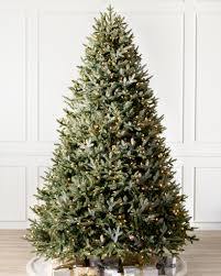 Accessible Full Width Fraser Fir Artificial Christmas Trees Balsam Hill Design Idea With