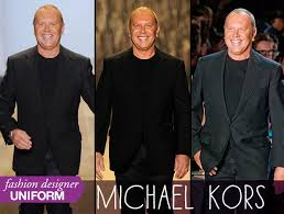 Fashion Designer Uniform Michael Kors Archetypes