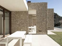 100 Modern Stone Walls Modern Stone Wall Google Search In 2019 Minimalist House