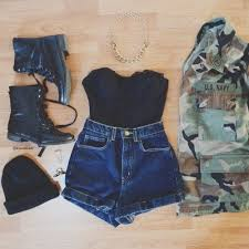Fashion Outfit And Clothes Image