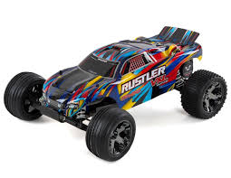 Traxxas 37076-4 Rustler VXL 1/10 2WD Brushless RC Stadium Truck Traxxas Bigfoot Rc Monster Truck 2wd 110 Rtr Red White Blue Edition Slash 4x4 Short Course Truck Neobuggynet Offroad Vxl 2wd Brushless Cars For Erevo The Best Allround Car Money Can Buy X Maxx Axial Yetti Trophy Trucks Showcase Youtube Adventures 30ft Gap With A 4x4 Ultimate Mark Jenkins Scale Cars Best Car Reviews Guide Stampede Ripit Fancing Project Summit Lt Cversion Truck Stop Boats Hobbytown