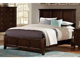Vaughan Bassett Furniture pany Bedroom Bonanza King Panel Bed