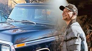 100 Old School Truck Kane Brown Goes With His Newest Purchase Country