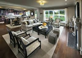 Open Plan Kitchen Living Room And Dining Floor Ideas