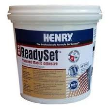 Acrylpro Ceramic Tile Adhesive Drying Time by Ww Henry Company Fp0rset034 Mastic Adhesive Tile Epoxy Adhesives