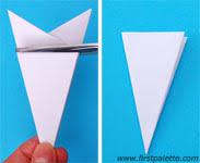Step 8 Paper Snowflake Craft