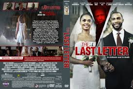 The Last Letter DVD Covers & Labels by CoverCity