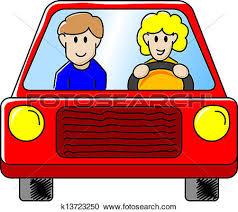 Travel Clipart Car Driving