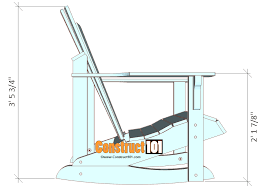 Adirondack Rocking Chair Plans - Construct101 Adirondack Rocking Chair Plans Woodarchivist 38 Lovely Template Odworking Plans Ideas 007 Chairs Planss Plan Tinypetion Free Collection 58 Sample Download To Build Glider Pdf Two Tone Design Jpd Colourful Templates With And Stainless Steel Hdware Png Bedside Tables Geekchicpro Fniture The Most Comfortable With Ana White 011 Maxresdefault Staggering Chair Plans In Metric Dimeions Junkobots 2019 Rocking Adirondack Weneedmoreco