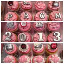 Prom Cupcakes Cakes By Nette Party Ideas Senior Year