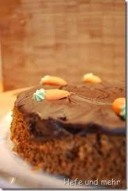 möhrchen kuchen runde form 18 cm kleine kuchen backen