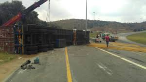 Overturned Truck Blocks R59 | Alberton Record A View Of An Overturned Truck On Highway In Accident Stock Traffic Moving Again After Overturned 18wheeler Dumps Trash On Truck Outside Of Belvedere Shuts Down Sthbound Rt 141 Us 171 Minor Injuries Blocks 285 Lanes Wsbtv At Millport New Caan Advtiser Drawing Machine Photo Image Road Brutal Winds Overturn Trucks York Bridge Abc13com Dump Blocks All Northbound Lanes I95 In Rear Wheels Skidded Royalty Free