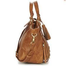 desigual rotterdam mini camel sacs sacs porté épaule femme