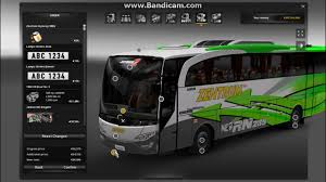 100 Skin Edit By.joko Mod Bus Euro Truck Simulator 2 + Link - YouTube
