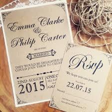 Best Of Wedding Invitation Templates Rustic