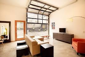 seattle high end garage apartment modern with wood siding walnut
