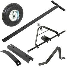 Amazon.com: Dolly Trailer Heavy Duty Quick Move RV Boat Hand Truck ...