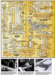 Titanic B Deck Plans by Titanic Deck Chair Plans U2022 Woodarchivist