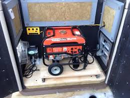 how to provide cover for your portable generator during bad