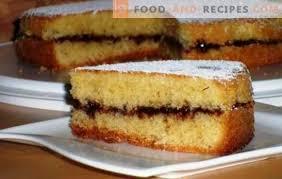 torte mit marmelade im ofen einfach und lecker