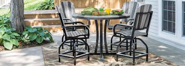 Amish Lambright Comfort Chairs by L A Patio Furniture By Lambright Aluminum Llc