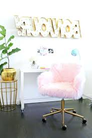Desk Chairs Black Fuzzy Chair Pink Fur Inspiration Ideas Pertaining To Size 850 X 1278