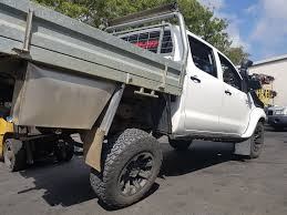 NewHilux.net • View Topic - Oodah's Hilux Next Stop RG Leaf Springs.