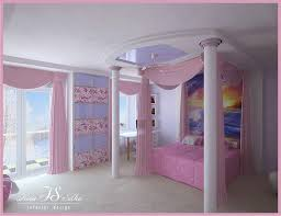 Room For Girl View 1 By Irina Silka